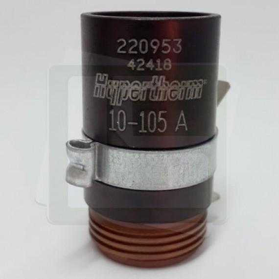 Capa Retenção p/ Tocha Mecanizada Corte Plasma PMX 65/85/105 220953 - HYPERTHERM