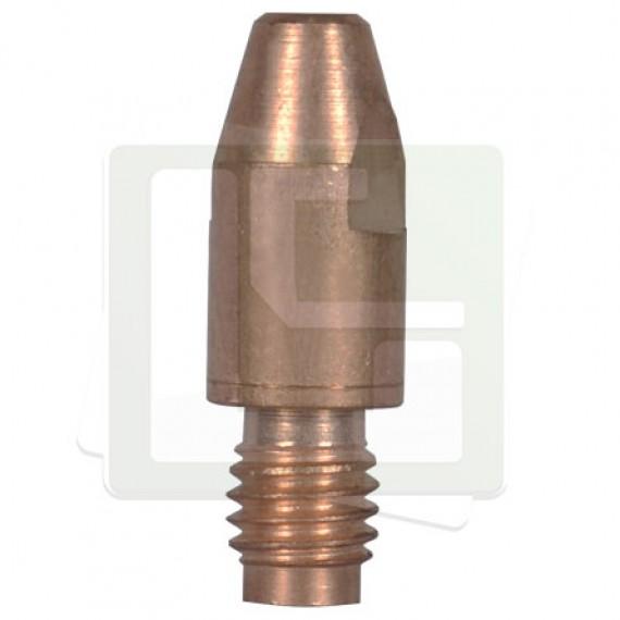 Bico Contato Longo1,2mm X 30mm CU/CR/ZR M8