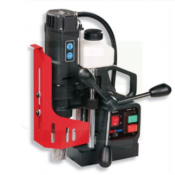 Furadeira de Base Magnética Portátil D1 230V 50Hz - Steelmax