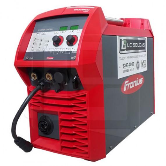 Inversora TransSteel 3500C - FRONIUS
