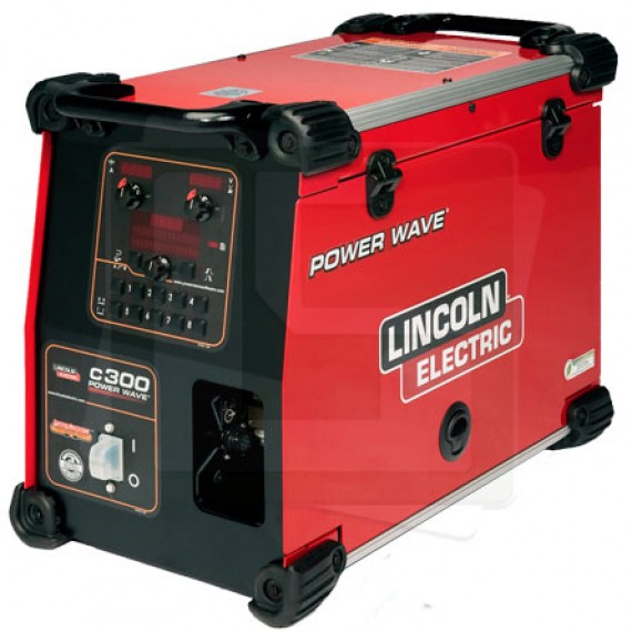 Inversora Power Wave C300 - LINCOLN ELECTRIC